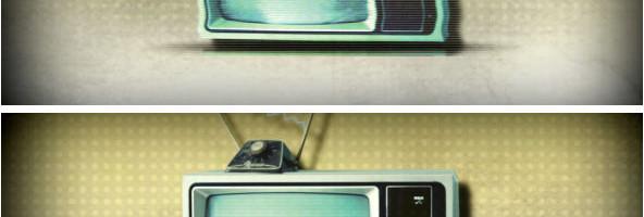 テレビ離れ