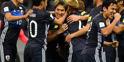 サッカー日本代表 志事 磯一