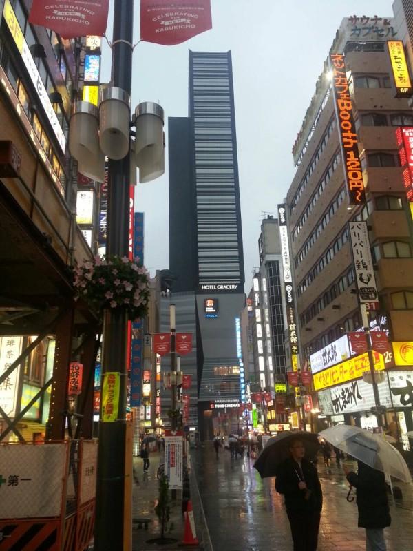 ゴジラビル 歌舞伎町